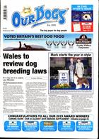 Our Dogs Magazine Issue 24/01/2020
