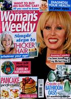 Womans Weekly Magazine Issue 25/02/2020