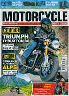 Motorcycle Sport & Leisure Magazine Issue MAR 20