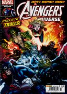 Avengers Universe Magazine Issue NO 10