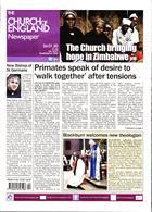 Church Of England Newsp Magazine Issue 24/01/2020