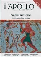 Apollo Magazine Issue FEB 20