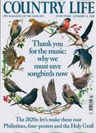 Country Life Magazine Issue 22/01/2020