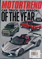 Motor Trend Magazine Issue JAN 20