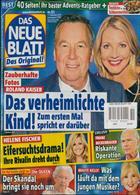 Das Neue Blatt Magazine Issue NO 51