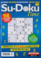Sudoku Time Magazine Issue NO 181