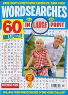 Wordsearches In Large Print Magazine Issue NO 41