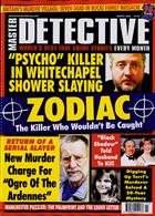 Master Detective Magazine Issue MAR 20