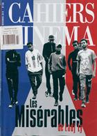Cahier Du Cinema Cdu Magazine Issue NO 760