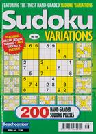 Sudoku Variations Magazine Issue NO 66