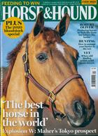 Horse And Hound Magazine Issue 23/01/2020