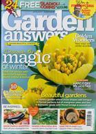 Garden Answers Magazine Issue JAN 20