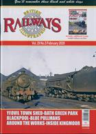 British Railways Illustrated Magazine Issue VOL29/5