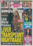 National Enquirer Magazine Issue 10/02/2020