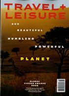 Travel Leisure Magazine Issue APR 20