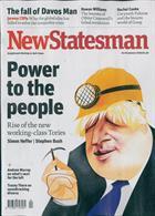 New Statesman Magazine Issue 24/01/2020