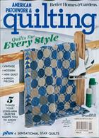American Patchwork Quilting Magazine Issue FEB 20