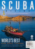 Scuba Diving Magazine Issue SPL AWARDS