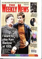 Weekly News Magazine Issue 16/11/2019