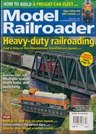 Model Railroader Magazine Issue DEC 19