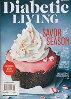 Diabetic Living Magazine Issue WINTER