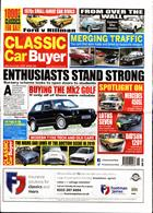 Classic Car Buyer Magazine Issue 18/12/2019