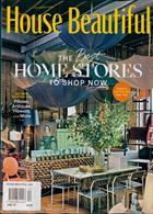 House Beautiful Usa Magazine Issue DEC 19