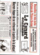 Le Canard Enchaine Magazine Issue 65