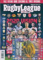 Rugby League World Magazine Issue FEB 20