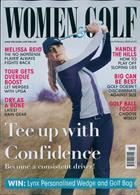 Women And Golf Magazine Issue JAN-FEB