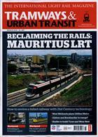 Tramways And Urban Transit Magazine Issue MAR 20