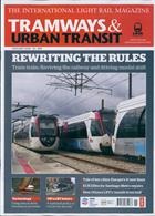 Tramways And Urban Transit Magazine Issue JAN 20
