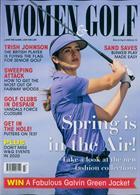 Women And Golf Magazine Issue MAR-APR