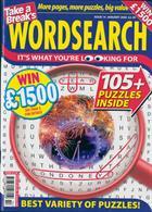 Take A Break Wordsearch Magazine Issue N14 JAN 20