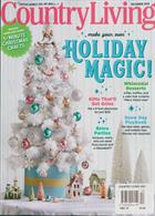 Country Living Usa Magazine Issue DEC 19