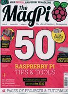 Magpi Magazine Issue JAN 20
