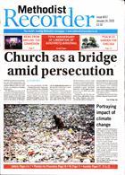 Methodist Recorder Magazine Issue 24/01/2020