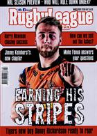 Rugby League World Magazine Issue MAR 20