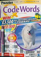 Puzzler Q Code Words Magazine Issue NO 454