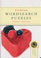 Premium Wordsearch Puzzles Magazine Issue NO 62