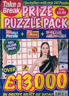 Tab Prize Puzzle Pack Magazine Issue NO 7