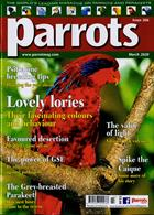 Parrots Magazine Issue MAR 20
