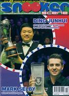 Snooker Scene Magazine Issue JAN 20