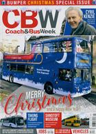 Coach And Bus Week Magazine Issue NO 1424