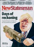 New Statesman Magazine Issue 20/12/2019