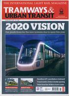 Tramways And Urban Transit Magazine Issue FEB 20