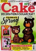 Cake Decoration Sugarcraft Magazine Issue MAR 20