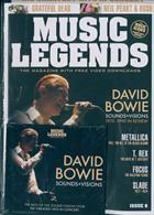 Music Legends Magazine Issue NO 6