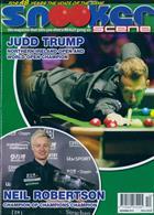 Snooker Scene Magazine Issue DEC 19