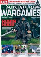 Miniature Wargames Magazine Issue FEB 20